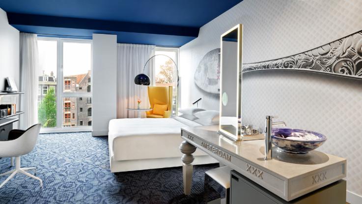 De Hotelleverancier voor Nederland - Andaz Hotel Amsterdam
