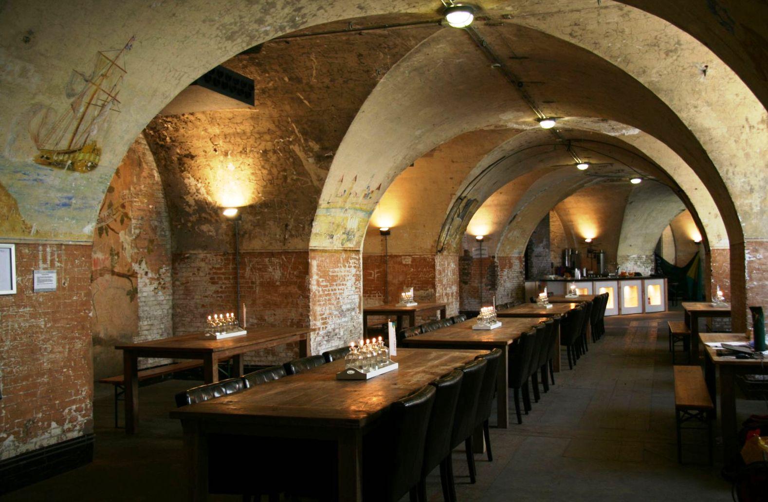 De Hotelleverancier voor Nederland - Fort IJmuiden